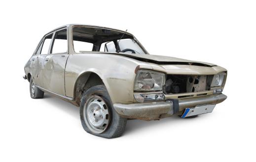 Rusty「Old Car」:スマホ壁紙(15)
