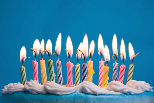 Celebration「Birthday Candles」:スマホ壁紙(3)