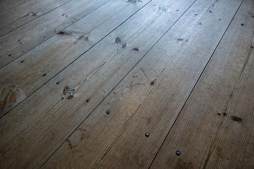 Carpentry「Wooden floor of old planks」:スマホ壁紙(5)