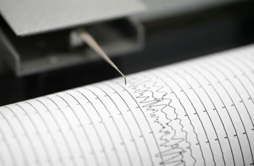 Earthquake「Seismometer printing details」:スマホ壁紙(2)