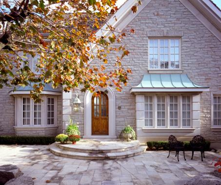 Front Door「Modern House Exterior」:スマホ壁紙(15)