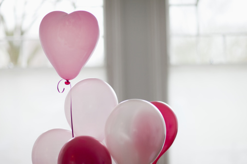 Annual Event「Heart-shape balloon」:スマホ壁紙(19)