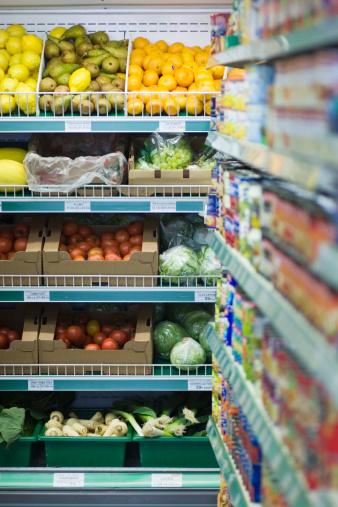 Supermarket「Grocery Store」:スマホ壁紙(16)
