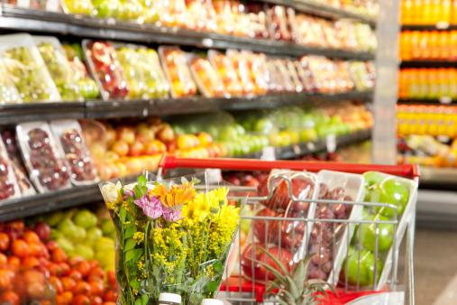Supermarket「Grocery store」:スマホ壁紙(8)