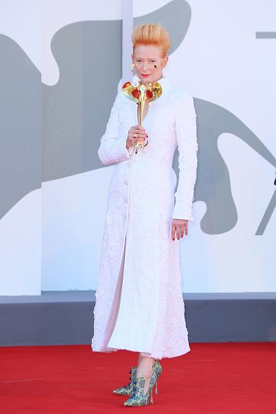"Venice International Film Festival「""The Human Voice"" and ""Quo Vadis, Aida?"" Red Carpet - The 77th Venice Film Festival」:写真・画像(3)[壁紙.com]"