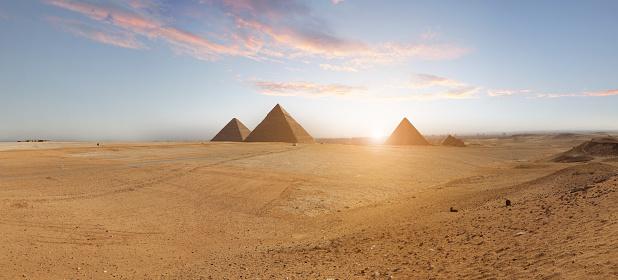 Destruction「pyramids  in Cairo, Egypt」:スマホ壁紙(7)