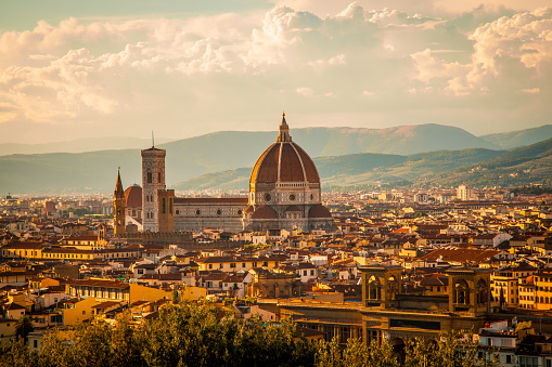 Cathedral「Duomo ? Florence, Italy」:スマホ壁紙(6)