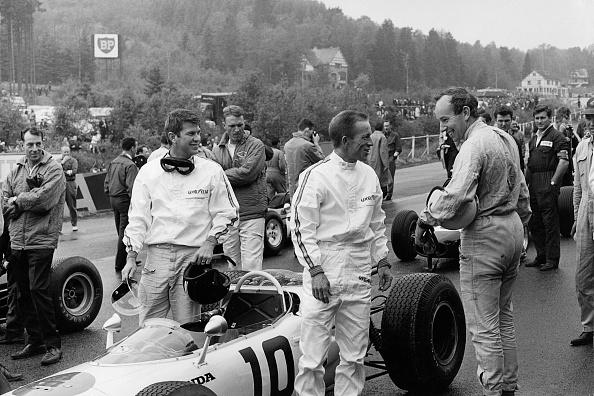 Spa「Ron Tauranac, Ronnie Bucknum, Dan Gurney, Richie Ginther, John Surtees, Grand Prix Of Belgium」:写真・画像(5)[壁紙.com]