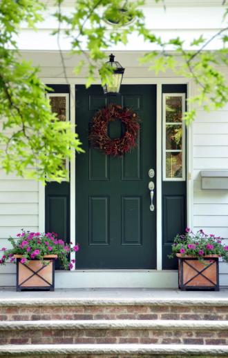 Front Stoop「Green Door」:スマホ壁紙(9)