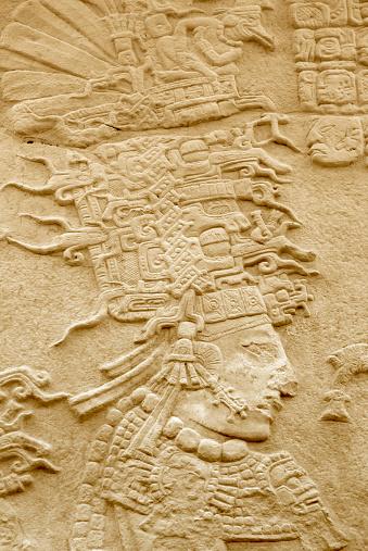 Ancient Civilization「Mexico, Chiapas, Bonampak archaeological site」:スマホ壁紙(12)