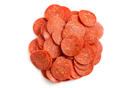 Sausage「Heap of pepperoni」:スマホ壁紙(11)