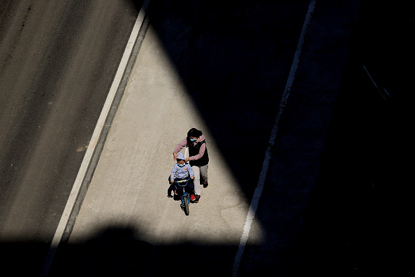 Shadow「Daily Life In Beijing Amid Coronavirus」:写真・画像(0)[壁紙.com]