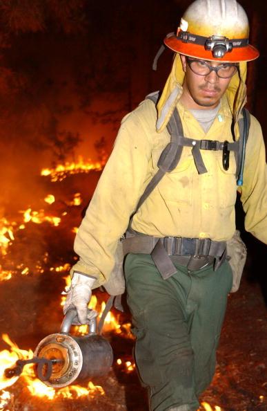 Aspen Tree「Firefighters Work To Control Arizona Blaze」:写真・画像(8)[壁紙.com]