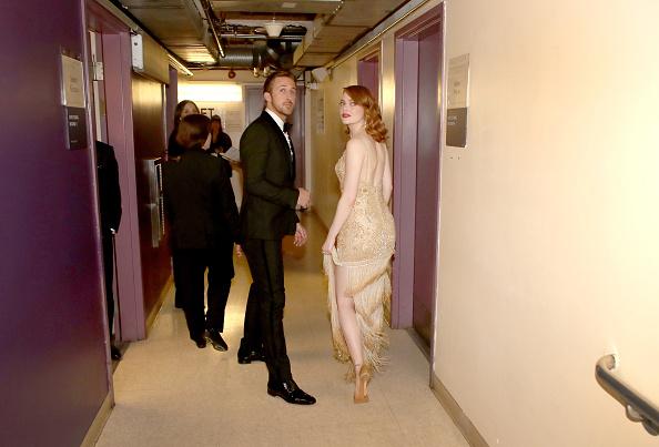 Emma Stone「89th Annual Academy Awards - Backstage」:写真・画像(17)[壁紙.com]