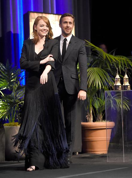 Santa Barbara International Film Festival「The 32nd Santa Barbara International Film Festival - Outstanding Performers: Ryan Gosling and Emma Stone Presented by Belvedere」:写真・画像(14)[壁紙.com]