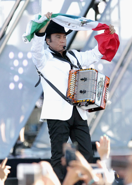 Accordion - Instrument「Univision and Fusion Host RiseUp AS ONE」:写真・画像(2)[壁紙.com]