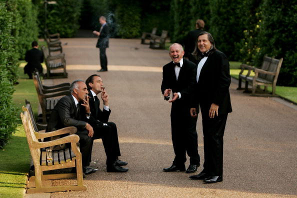 Barry McGuigan「A Summer Tennis Soiree With The Stars」:写真・画像(17)[壁紙.com]