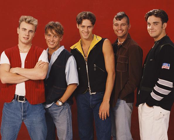 1990-1999「Take That」:写真・画像(7)[壁紙.com]