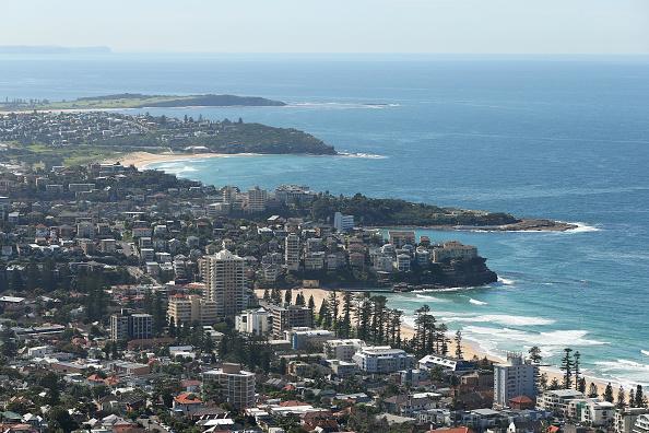 Sydney「Piloting The Only Blimp Flying In The Southern Hemisphere」:写真・画像(7)[壁紙.com]