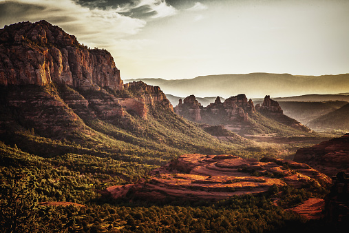 Sedona「Sedona, Arizona, Cow Pie Rock, USA」:スマホ壁紙(17)