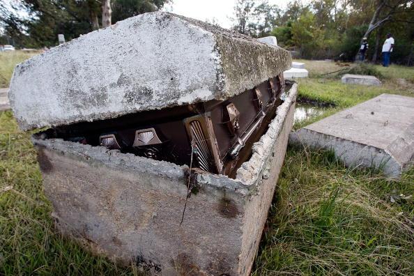 Hurricane Ike「Hurricane Ike Makes Landfall On Texas Coast」:写真・画像(6)[壁紙.com]