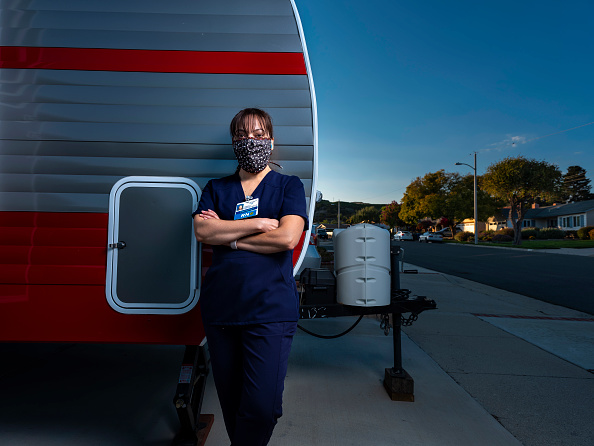 """Interview - Event「""""Essential"""" Workers  Keep American Life Going During Coronavirus Pandemic」:写真・画像(7)[壁紙.com]"""