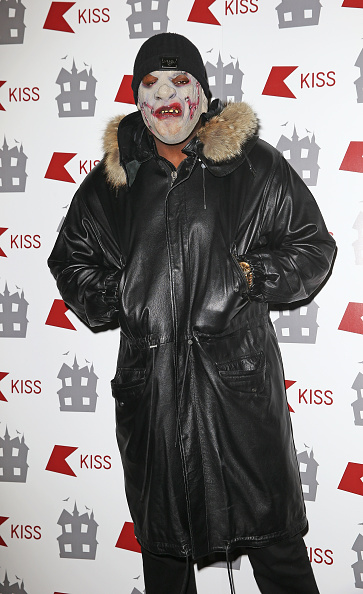 Derek Chisora「KISS FM Haunted House Party - Arrivals」:写真・画像(0)[壁紙.com]