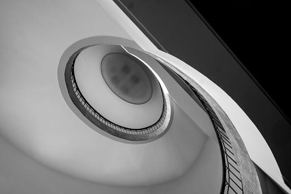 Architecture「Jugenstil Staircase. Main Building」:写真・画像(1)[壁紙.com]