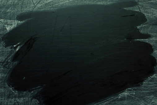 Scratched「Blank Blackboard background textured」:スマホ壁紙(8)