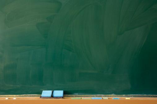 Board Eraser「Blank blackboard」:スマホ壁紙(14)