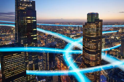 Big Tech「High speed connection」:スマホ壁紙(14)