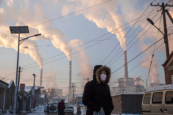 Air Pollution「China's Coal Dependence A Challenge For Climate」:写真・画像(0)[壁紙.com]
