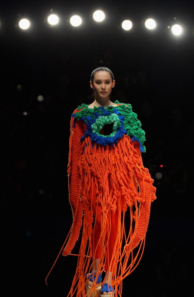 Atmosphere「China Fashion Week 2012/13 A/W Collection - Day 8」:写真・画像(17)[壁紙.com]