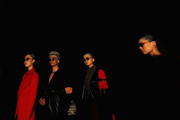 Atmosphere「China Fashion Week 2012/13 A/W Collection - Day 8」:写真・画像(18)[壁紙.com]