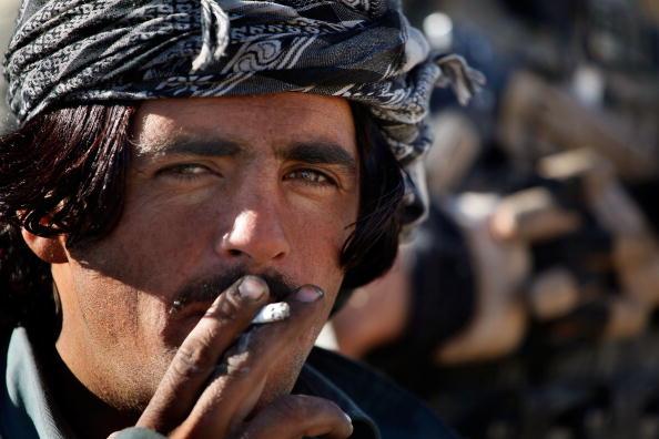 Scott Olson「Portraits Of Afghan National Security Forces」:写真・画像(9)[壁紙.com]