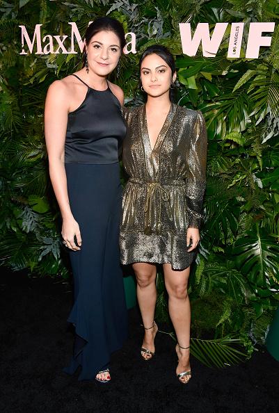 Metallic Shoe「Max Mara Celebrates Alexandra Shipp - The 2018 Women In Film Max Mara Face Of The Future」:写真・画像(16)[壁紙.com]