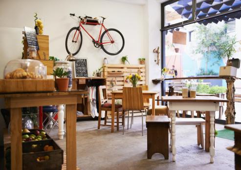 Funky「Your local coffee shop」:スマホ壁紙(0)