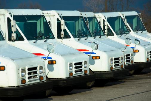 Van - Vehicle「Here Comes the Mailman!」:スマホ壁紙(13)