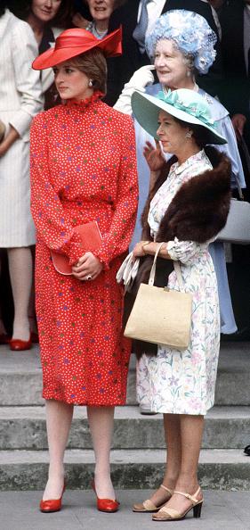 Red Dress「Diana, Princess of Wales」:写真・画像(6)[壁紙.com]