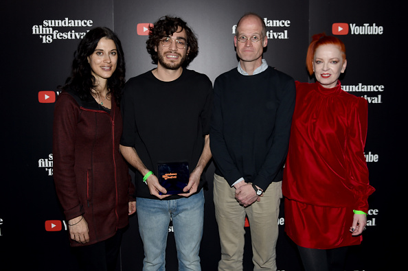 Chris Ware「2018 Sundance Film Festival -  Shorts Program Awards And Party Presented By YouTube」:写真・画像(12)[壁紙.com]