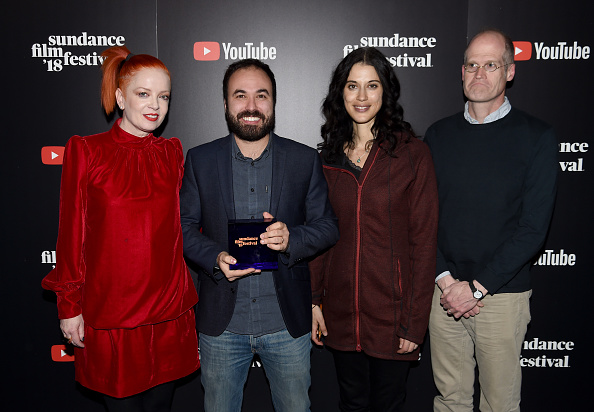 Chris Ware「2018 Sundance Film Festival -  Shorts Program Awards And Party Presented By YouTube」:写真・画像(5)[壁紙.com]