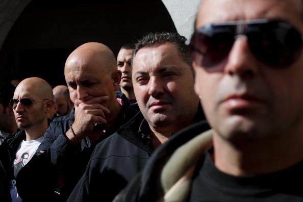 León Province - Spain「Miners Killed From Methane Gas Leak In Leon Coalmine」:写真・画像(12)[壁紙.com]