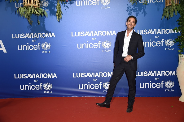 エイドリアン ブロディ「Unicef Summer Gala Presented by Luisaviaroma – Photocall」:写真・画像(10)[壁紙.com]