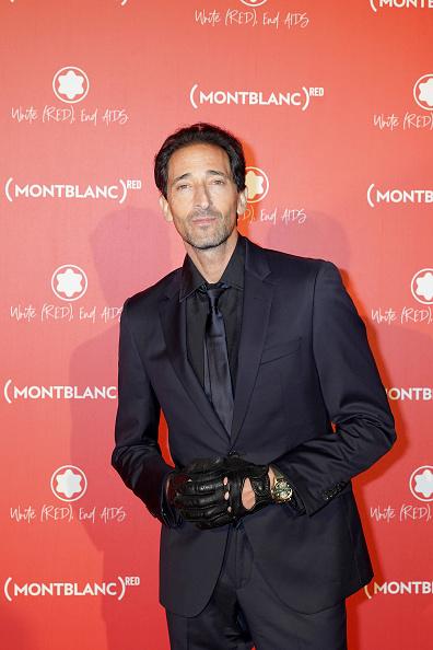 エイドリアン ブロディ「Montblanc: (Red)Launch Dinner And Party」:写真・画像(18)[壁紙.com]