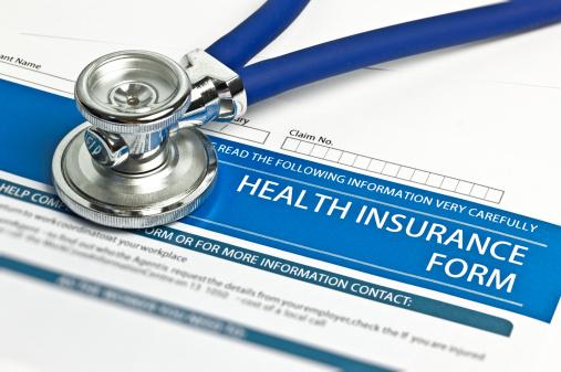 Medical Insurance「Health Insurance Form」:スマホ壁紙(2)