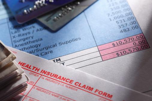 Insurance「Health Insurance Claim Form」:スマホ壁紙(2)