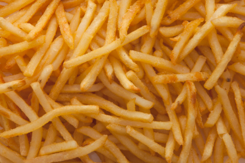 Fat - Nutrient「Pile of French fries」:スマホ壁紙(19)
