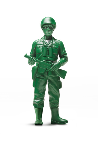 Male Likeness「Plastic toy soldier」:スマホ壁紙(0)
