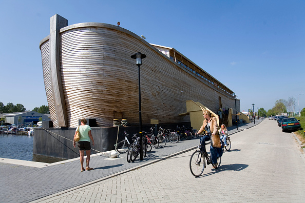 Netherlands「Replica Of Noah's Arc Open To Public」:写真・画像(5)[壁紙.com]
