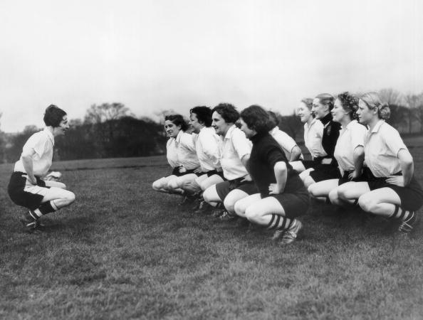 Women's Soccer「Preston Ladies Training」:写真・画像(12)[壁紙.com]